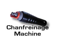 Chanfreinage : broches, machines